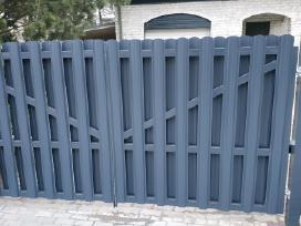 Tvoros segmentinės , medinės , metalinės , automat