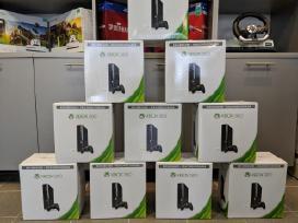 Nauji Xbox 360 E + žaidimas tik 125 Eur!