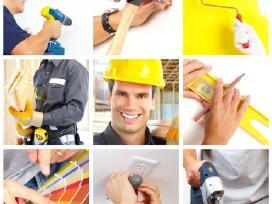 Meistras į namus (įvairūs remonto darbai)