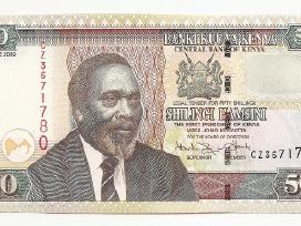 Kenijos banknotai