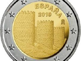 2019 Ispanijos 2 eurų moneta