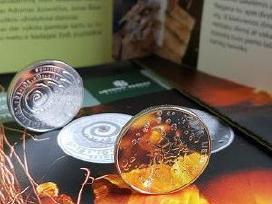 1,50 Eur moneta, skirta Joninėms (Rasos šventei) - nuotraukos Nr. 2