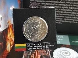 1,50 Eur moneta, skirta Joninėms (Rasos šventei) - nuotraukos Nr. 3