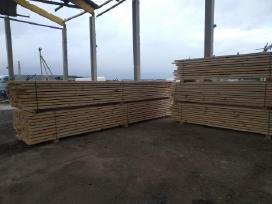 Statybinė (impregnuota)mediena Vilnius 3m, 6m, 7m. - nuotraukos Nr. 5