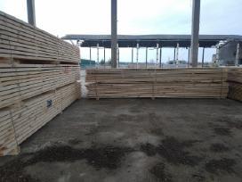 Statybinė (impregnuota)mediena Vilnius 3m, 6m, 7m. - nuotraukos Nr. 2