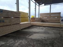 Statybinė (impregnuota)mediena Vilnius 3m, 6m, 7m. - nuotraukos Nr. 4