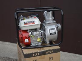 Benzininė vandens pompa 3