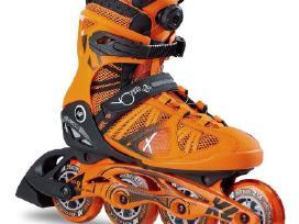Riedučiai K2, Powerslide, Rollerblade, Seba.