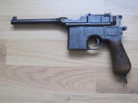 Parduodamas Mauser mod. C-96.