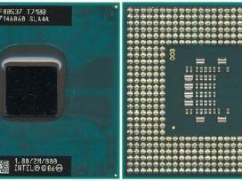 Nesiojamu kompiuteriu cpu (socket m, p, 478) (Ok) - nuotraukos Nr. 4
