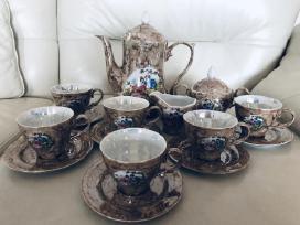 Porcelianinis servizo rinkinys