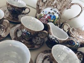Porcelianinis servizo rinkinys - nuotraukos Nr. 4