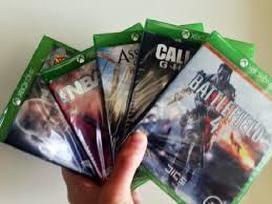 Parduodu Xbox One originalai žaidimai