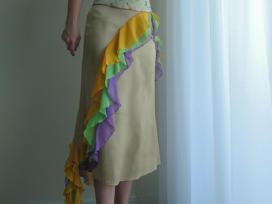 Proginė korsetinė suknelė (M)
