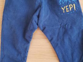 Ovs komplektukas: trikotažinės kelnytės, 2 maikutė - nuotraukos Nr. 2