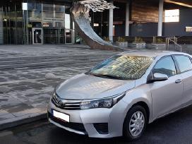 Auto nuoma nuo 10€ Vilniuje Rygoje Kaune Palangoje