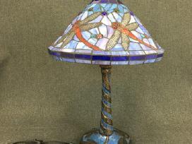 Tiffany stalinis šviestuvas