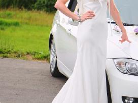 Vamp mados namu vestuvine suknele - nuotraukos Nr. 2