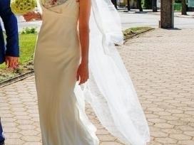 Vamp mados namu vestuvine suknele - nuotraukos Nr. 4