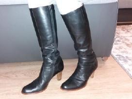 Elegantiški ilgaauliai batai 39 d.