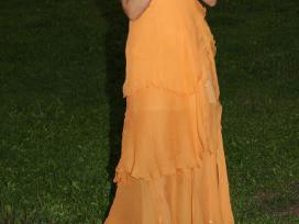 Proginė Patrizia Pepe šilko suknelė nuoma arba par