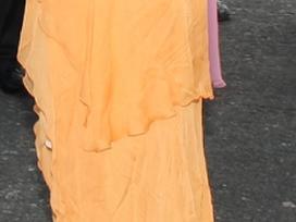 Proginė Patrizia Pepe šilko suknelė nuoma arba par - nuotraukos Nr. 4