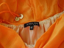 Proginė Patrizia Pepe šilko suknelė nuoma arba par - nuotraukos Nr. 3