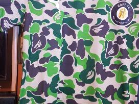 Bape x Puma gorilla camo maikė (nauja)