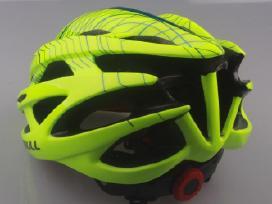 Firminis dviratininko šalmas - nuotraukos Nr. 4