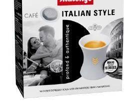 Malongo Rombouts Zinzino espresso kava kapsulese - nuotraukos Nr. 3