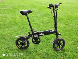 Elektrinis dviratis Fiido D1 ir D2