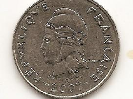 N.kaledonija 10 francs 2007 #11a - nuotraukos Nr. 2