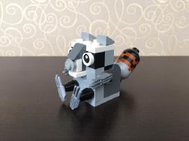 Lego meškėnas