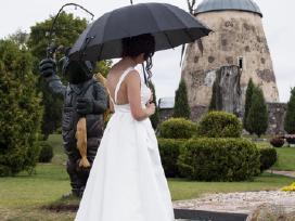 Vestuvine suknele Bretta - nuotraukos Nr. 4