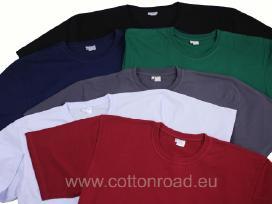 Cotton Road didelių dydžių marškinėliai