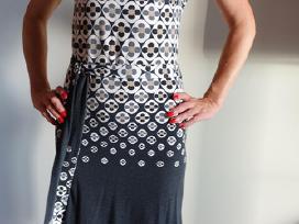 """Tik 16 eur ! stilinga trikotažinė """"Monton"""" suknelė"""