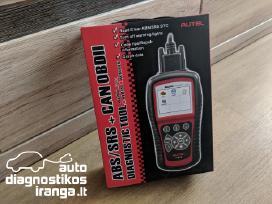 Autel Autolink Al619 Eu diagnostikos įranga - nuotraukos Nr. 4