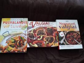 Knygos apie maista