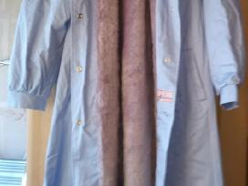 Naujas senamadiškas moteriškas paltas - nuotraukos Nr. 3
