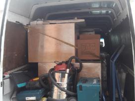 Krovinių pervežimo ir perkraustymo paslaugos - nuotraukos Nr. 4