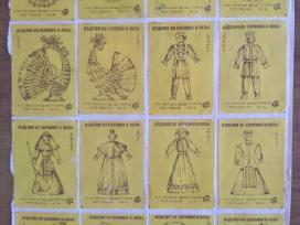 Degtukų dėžučių etiketes - nuotraukos Nr. 3