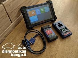 Autel Maxiim Im608 raktų programavimo įranga - nuotraukos Nr. 2