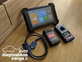 Autel Maxiim Im608 raktų programavimo įranga
