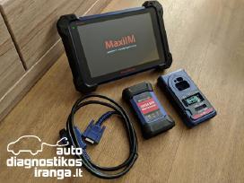 Autel Maxiim Im608 raktų programavimo įranga - nuotraukos Nr. 3