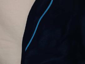 Tamsiai mėlynai žydras kelnių kostiumėlis - nuotraukos Nr. 4