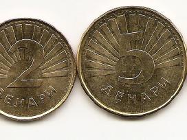 Makedonijos monetu rinkinukas - nuotraukos Nr. 2