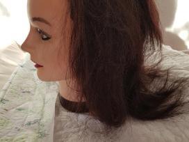 Manikeno galva kirpejoms - nuotraukos Nr. 2
