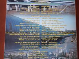 """Vadovėlis """"handbook for road design"""" - nuotraukos Nr. 2"""