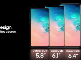 Samsung Galaxy S10e naujas