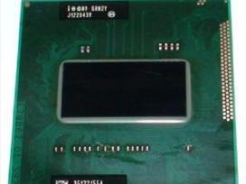 Nešiojamų (notebook) cpu intel core i7, i5, i3 - nuotraukos Nr. 2
